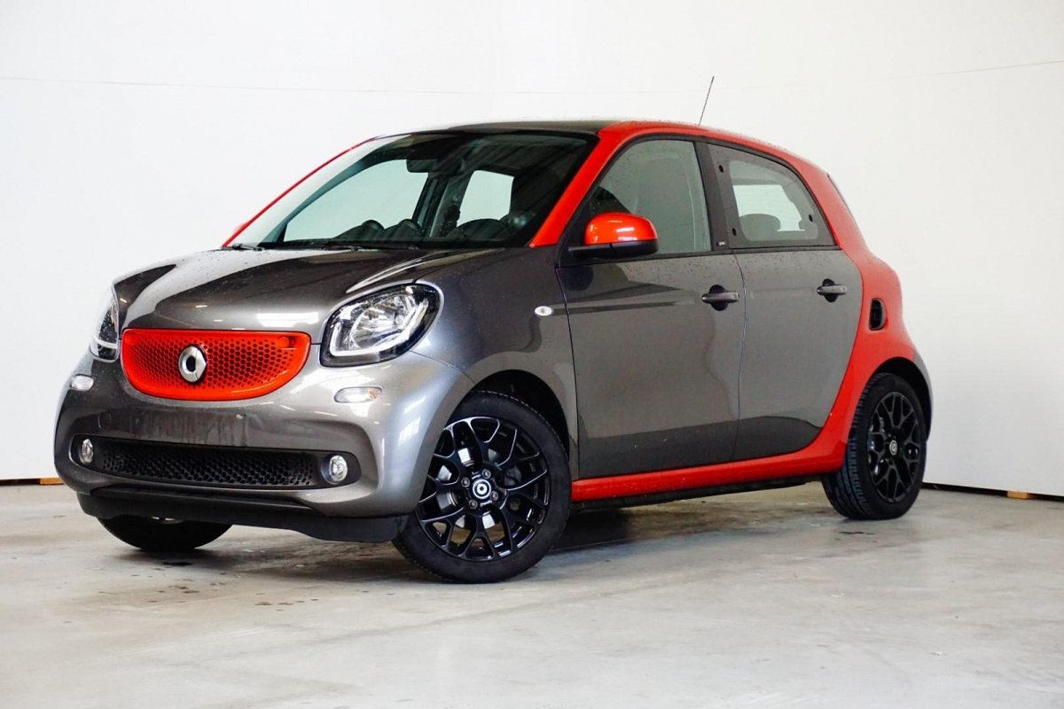 smart forfour - 0.9 turbo - PRIME